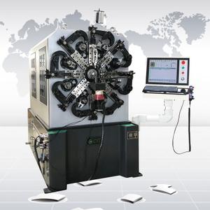 CNC642A 数控弹簧转线成形机