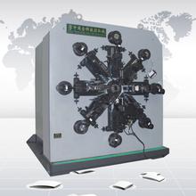 CNC12100 无凸轮十二轴数控弹簧转线成形机